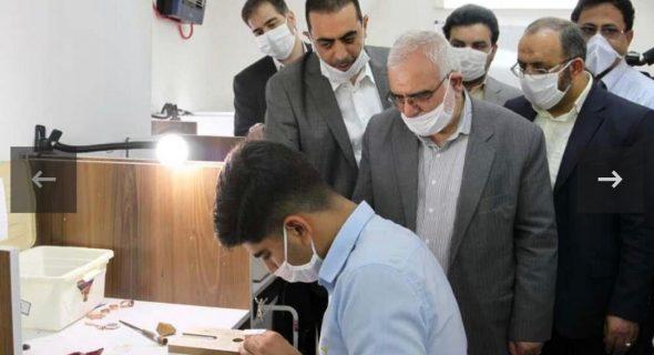 بازدید رییس کل کمیته امداد امام خمینی